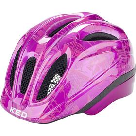 KED Meggy Trend Helmet Barn violet pink